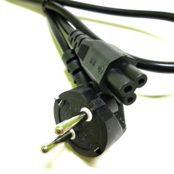 AC 파워케이블 전원케이블 크로바형 1M 노트북 파워