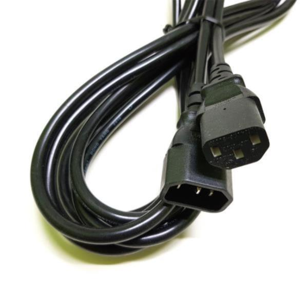 AC 파워케이블 전원케이블 연장형 1M 컴퓨터 모니터