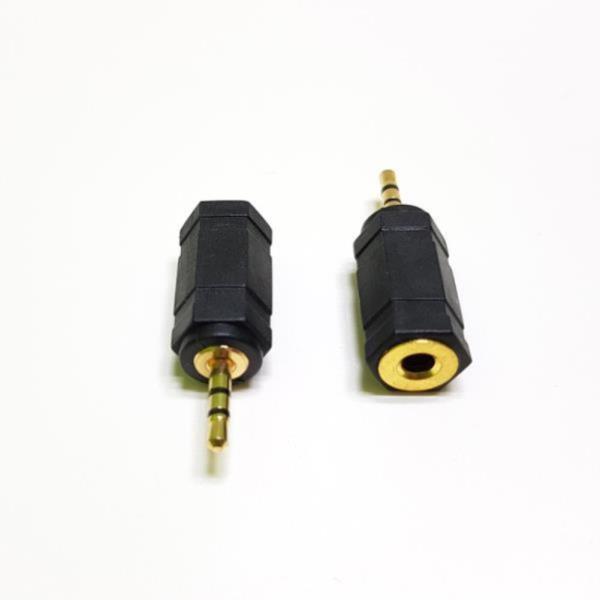 스테레오 AUX 3.5 (F) - 2.5 (M) 변환젠더