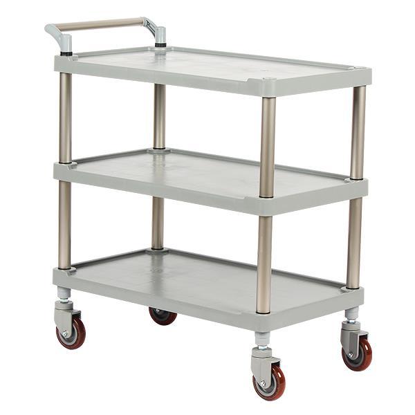 태희산업 3단 조립형A 대형 다용도 카트
