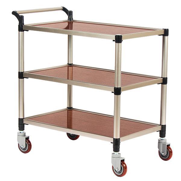 태희산업/프리미엄 우드 서빙카 3단 조립형A 특대형