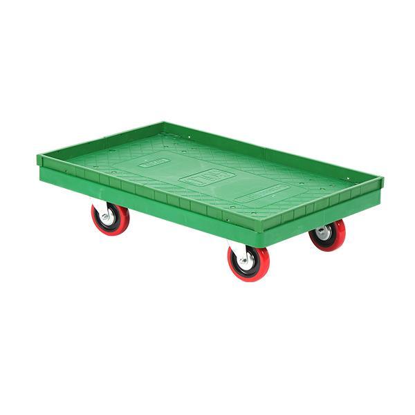 태희산업 앵글달리 중형 테두리달리 달리 대차 카트