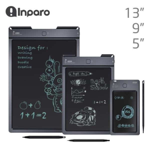 LCD 전자메모패드 노트 칠판 보드 그림 13형 LW-13