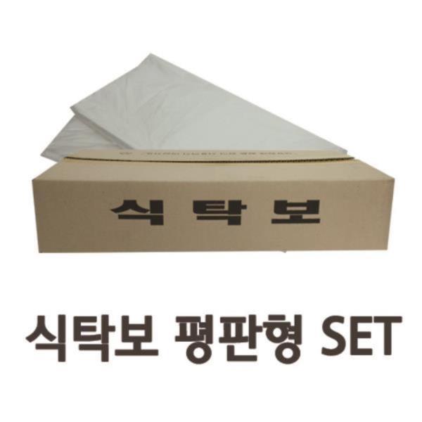 깔끔한 일회용 비닐식탁보 평판형 (70매x3개) SET