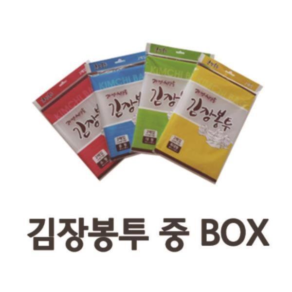 튼튼한 LDPE 김장봉투 60x90 중 (2매x50개) BOX