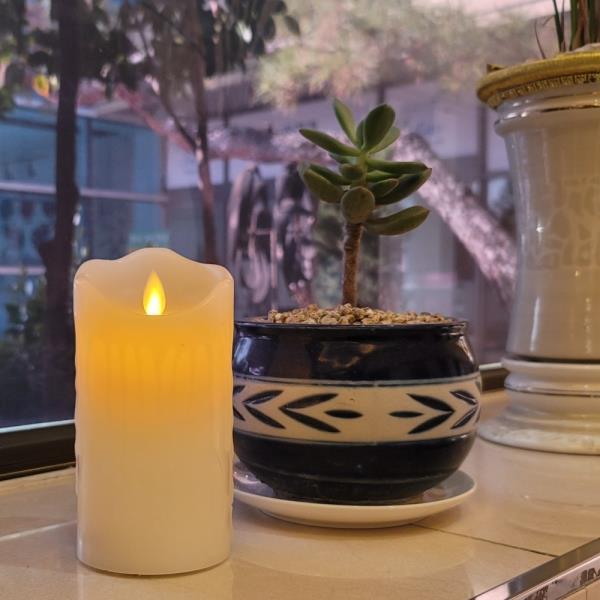 안꺼지는 LED 가짜초