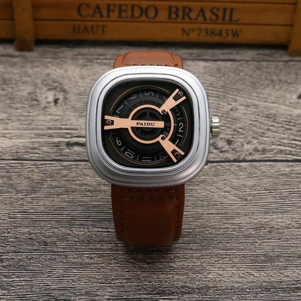 스포츠손목시계 워치 패션 젤리 우레탄밴드 선물 커플 남성 아날로그 스포츠 손목시계 55891 워치