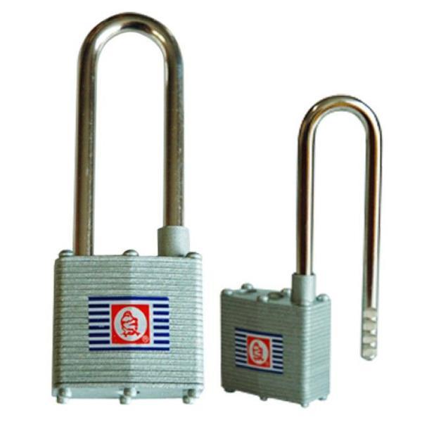 금강 분리형/긴고리형 자물쇠
