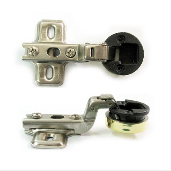 유리경첩 (힌지, Hinge) (보링형)