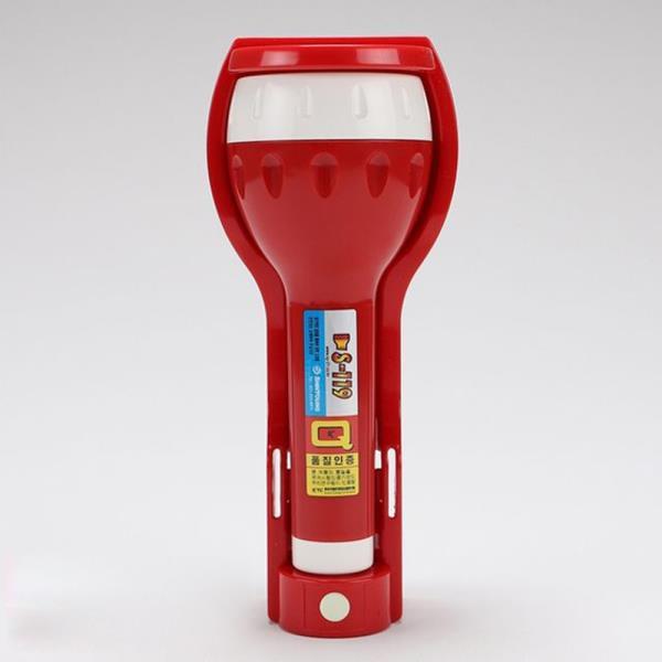 소방자재 휴대용비상조명등 신영 LED 알람형