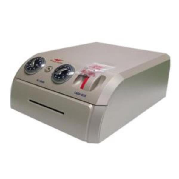 DNP 슬라이딩형 SC-2000G 수제금고 업소 카운터 돈통
