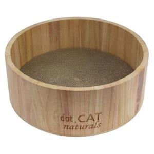 pet 스크래처 내추럴 오동나무 서클 고양이 장난감