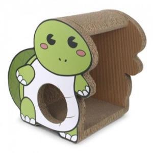 pet 스크래처 아기거북 고양이 휴식 장난 놀이터