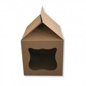 pet 스크래쳐 우유팩 고양이 휴식 하우스 놀이터