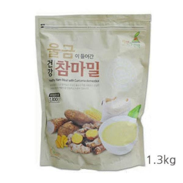 건강선식 울금 참마밀 1.3kg 영양식 식사대용