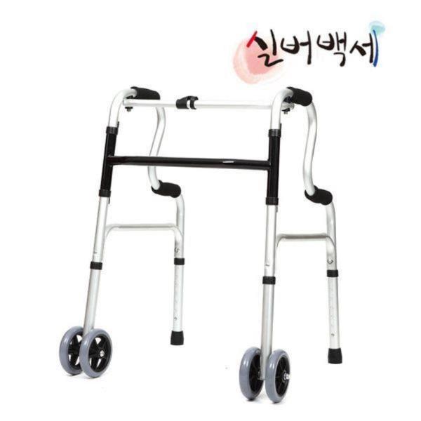 환자용보행기 노인보행보조기 바퀴워커 DH-202