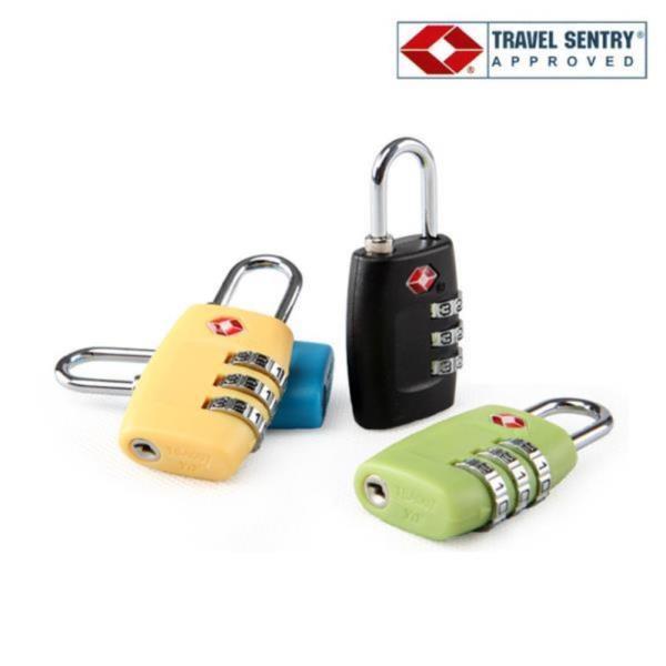 여행용 보안 안심 TSA 미니 자물쇠 DD-10069