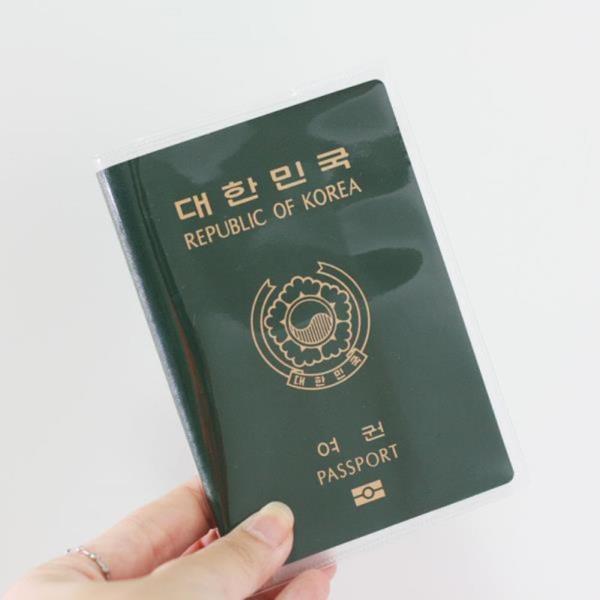 투명 여권커버 케이스 DD-10079