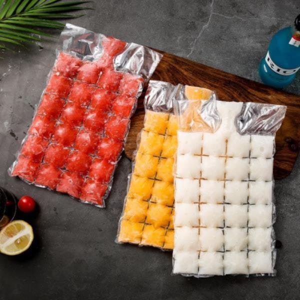 각얼음 얼음비닐 트레이 아이스메이커 30매