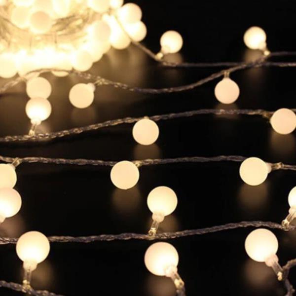 LED 앵두전구 꼬마전구 캠핑 무드등 80등 DD-10381