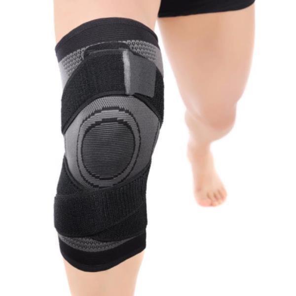 무릎관절 보호대 운동 등산 트래킹 관절 밴드 고정 무릎 보호대 헬스 아대 무릎아대
