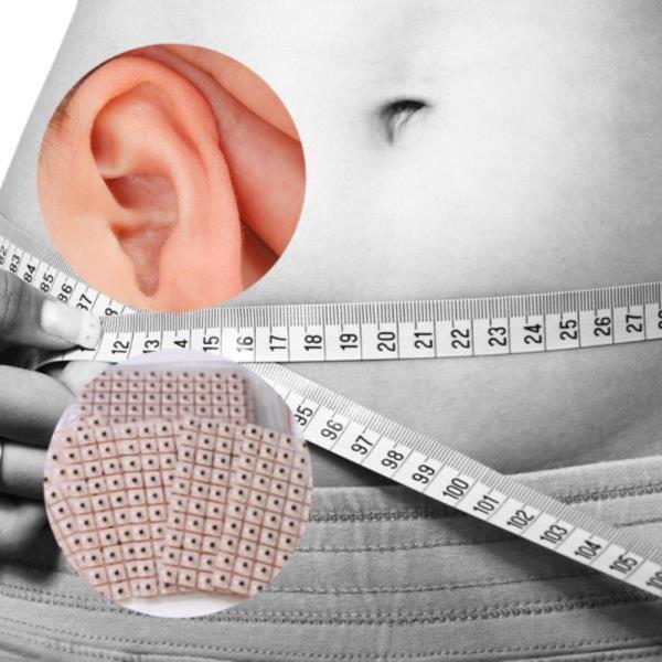 다이어트 귀 이혈 혈자리 지압 패치 DD-10740