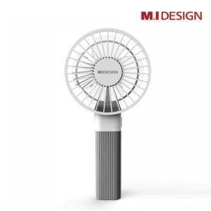 [엠아이디자인] 휴대용선풍기 FH-0417WH
