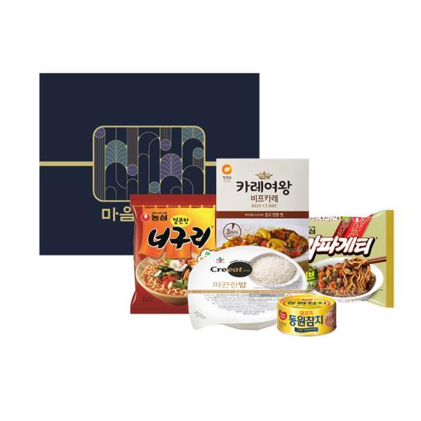 판촉대왕 짜파구리혼밥 시리즈