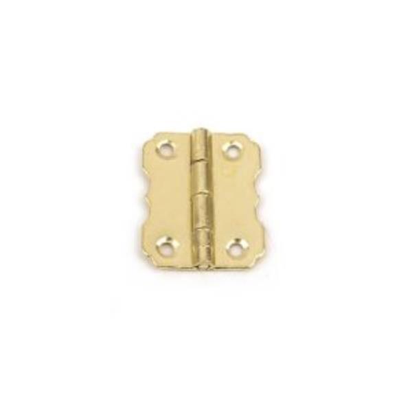 장식경첩 물결 24x30 색상선택 소형경첩(3557)