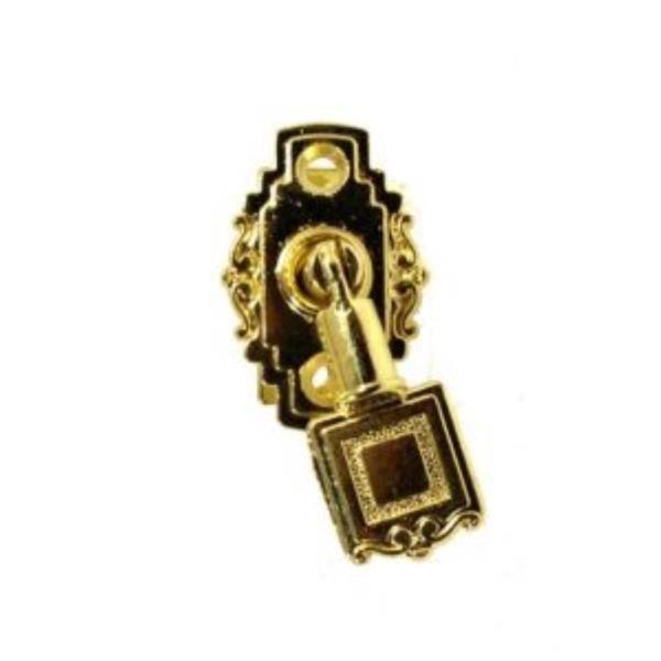 사시꼬미 사각 골드 b103 열쇠 창문잠금장치 (1814)