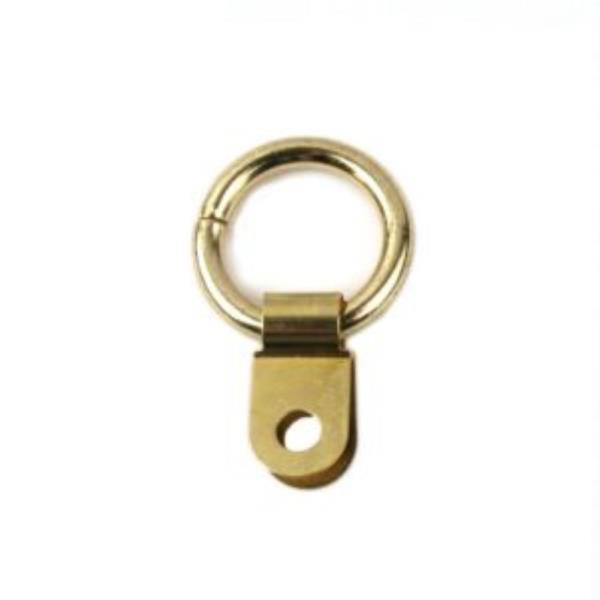 링고리 1구 22x35 신주도금 철물류 철고리 DIY(3907)