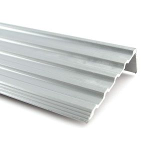 C논슬립 AL 50x2400 ㄱ자 안전 계단미끄럼방지(2895)