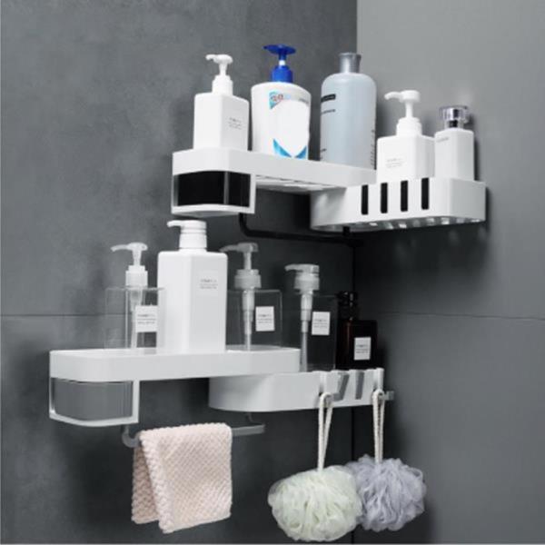 코너선반 욕실 주방 목욕 세탁 랙 샤워 거치대 샤워