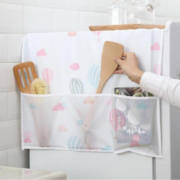 세탁기커버 방수 냉장고 먼지 보호 케이스 덮개 주방