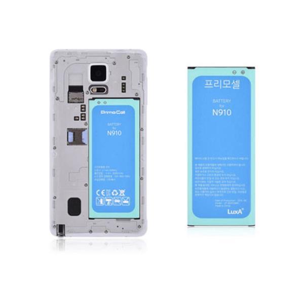 노트4 SM-N910프리모셀 배터리 KC인증