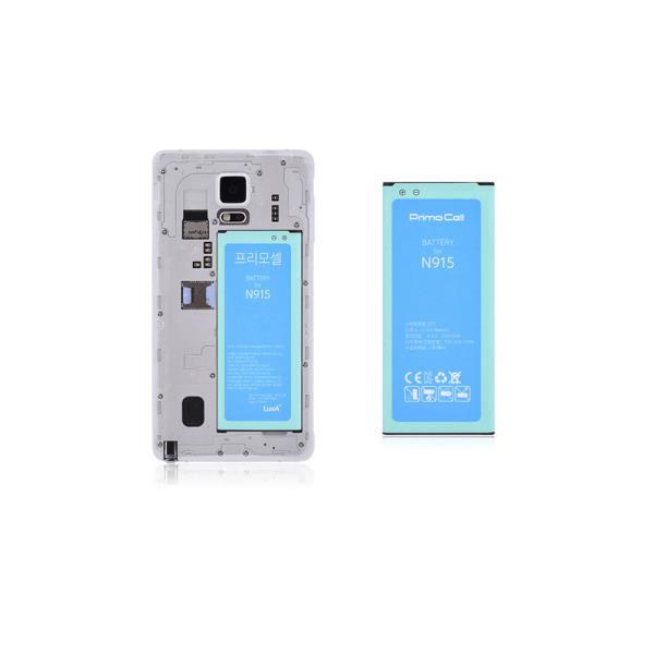 노트엣지/SM-N915 프리모셀 배터리/KC인증/당일발송