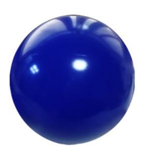 [대] 단색 비치볼 파랑