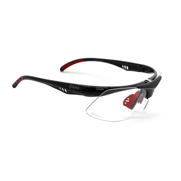 siena 스포츠고글 0103R black 투명렌즈