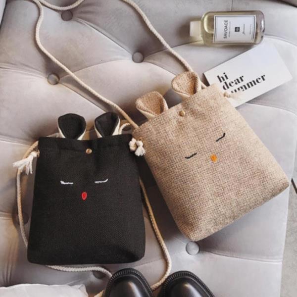 내담쇼핑몰 토끼 크로스백 가방