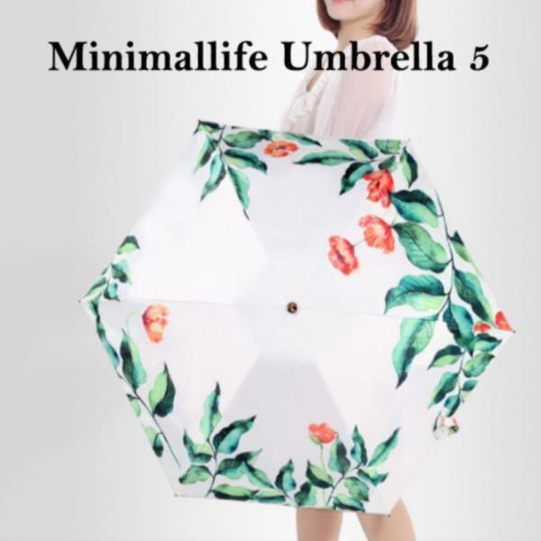 초경량 미니멀라이프 우산 vol.5 (6k) 양산 겸용