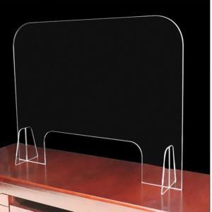 투명 칸막이 1 창구형 위생 파티션 시리즈 비대면