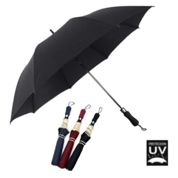 빅사이즈 UV 골프 접이식 자동 우산 2