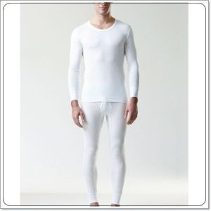 남성 흰색 고급내의  120수  트라이120수 남장유