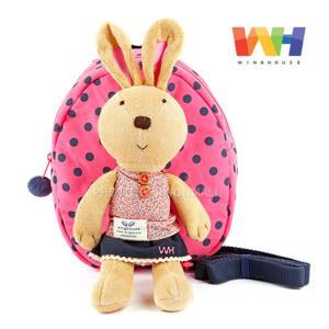 윙 러브슈 해피미아방지배낭(핑크) (WT0103)