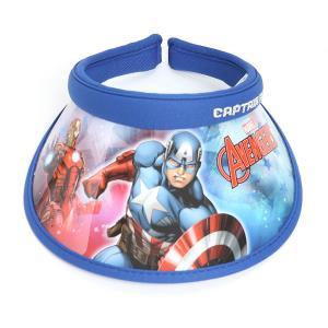MV0051 캡틴아메리카 바이저 썬캡-블루