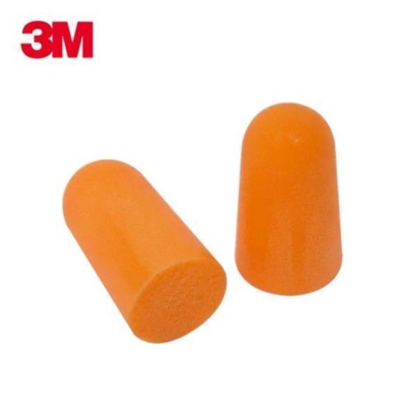 3M 귀마개 1100-끈없음 폼귀마개 소음귀마개 소음방지