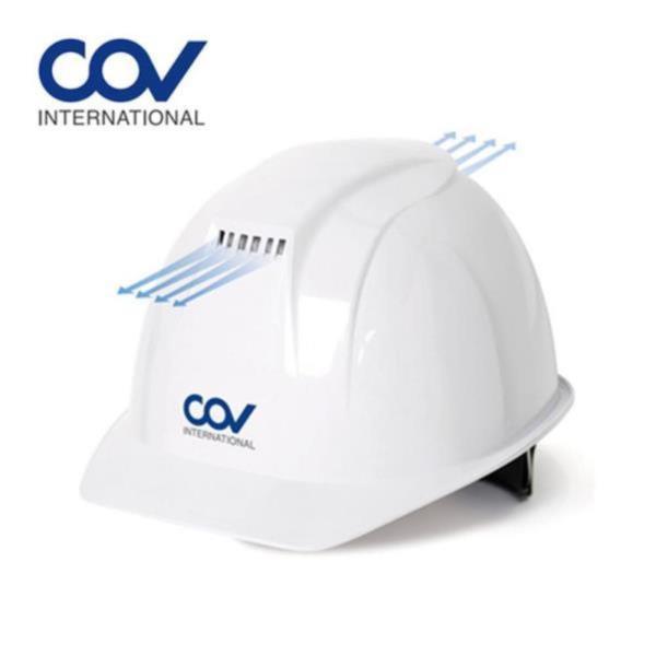 코브 안전모 통풍형 산업안전용품 산업안전모