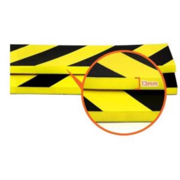 안전쿠션가드 1m 무빙워크충격방지 모서리안전커버