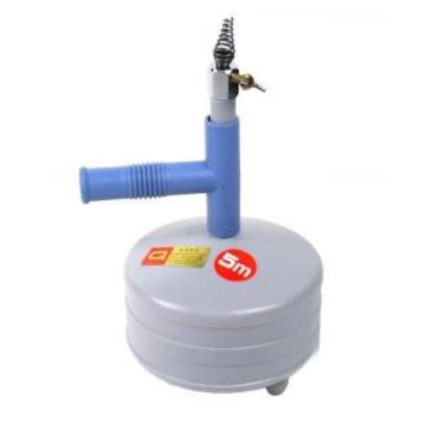 배수구 스프링 청소기 5m 배수구막힘 세면대막힘