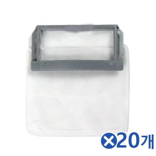 먼지제거 세탁기 거름망-삼성전자 소x20개 빨래거름망